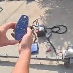 Instructiuni folosire telecomanda mover automat Powrtouch