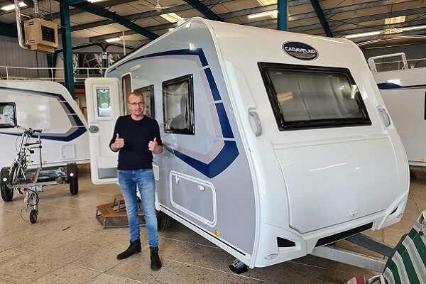 Modele rulota Caravelair fabricate 2021