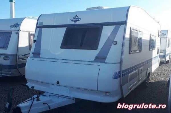 Rulota Hobby Exclusive 560 KMFE